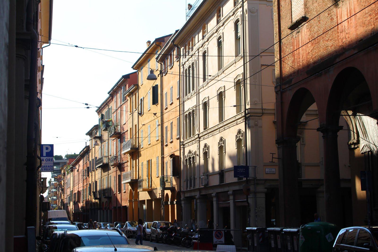 Strada San Felice