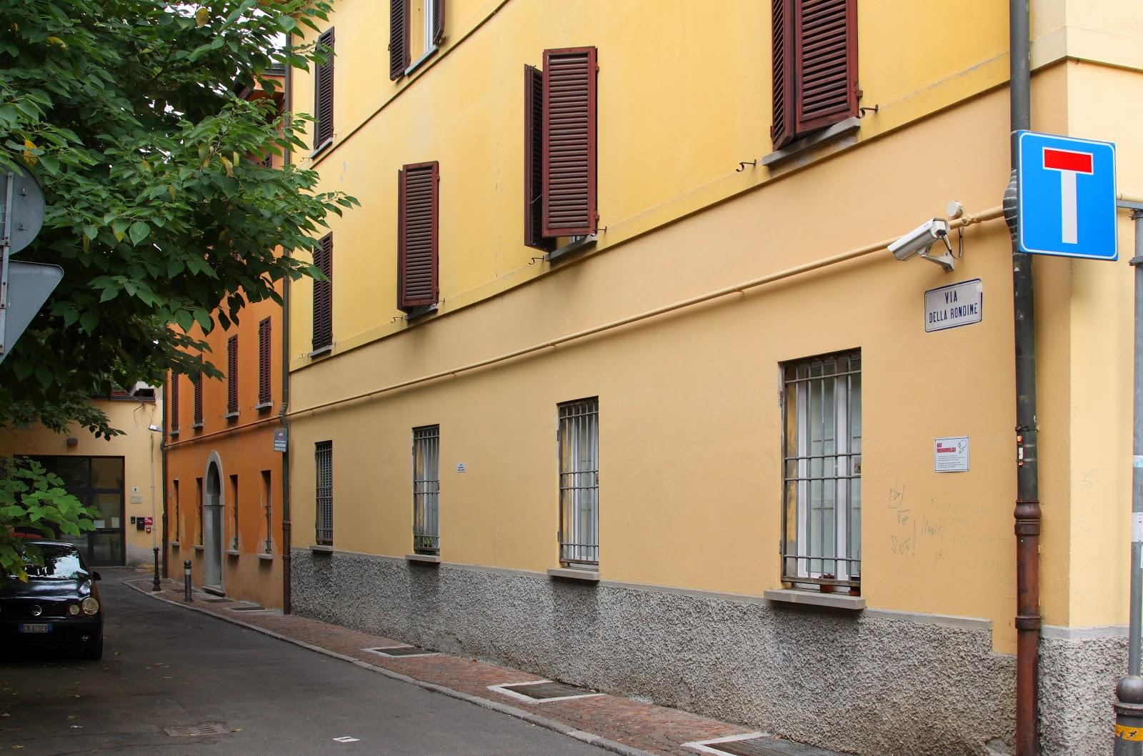 Rondine (Via della)