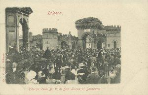 Passaggio della Madonna di San Luca a Porta Saragozza